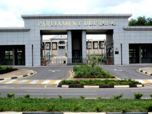 Malawi Lilongwe Il Parlamento di Lilongwe