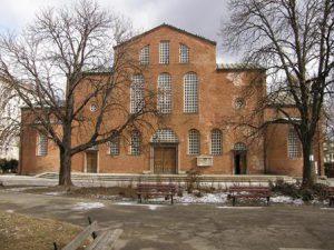 Bulgaria Sofia La Chiesa di San Giorgio di Sofia