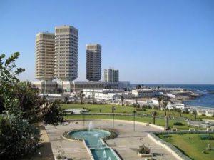 libia-tripoli-la-piazza-dei-martiri-di-tripoli