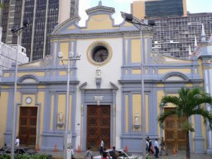 venezuela-caracas-la-chiesa-di-san-francisco-di-caracas