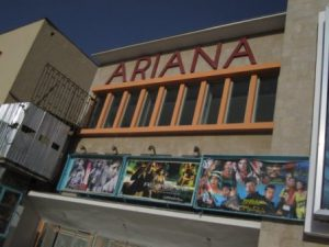 Afghanistan Kabul Il Cinema Ariana