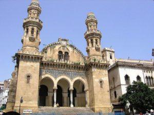 Algeria Algeri La Moschea Ketchaoua