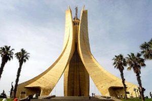 Algeria Algeri Memoriale dei Martiri