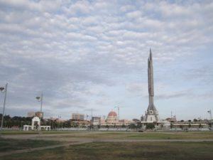 Angola Luanda Il Mausoleo di Agostinho Neto