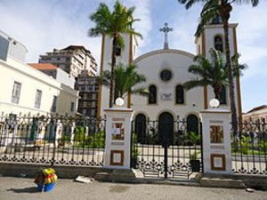 Angola Luanda La Cattedrale di Nostra Signora dei Rimedi