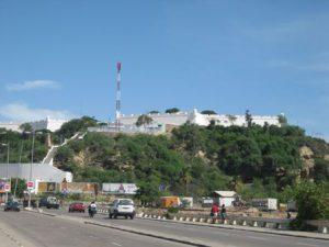 Angola Luanda La Fortezza di Sao Miguel