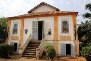 Benin Porto-Novo Il Museo di etnografia di Porto-Novo