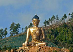 Bhutan Thimphu La Buddha Dordenma