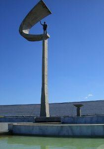 Brasile Brasilia Il Memorial JK