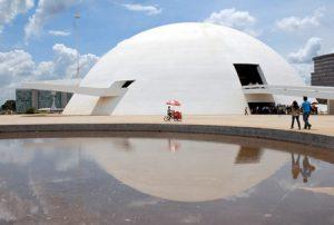 Brasile Brasilia Il Museo Nacional