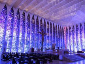 Brasile Brasilia Il Santuario Don Bosco