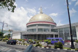 Brunei Bandar Seri Begawan Il Museo Royal Regalia