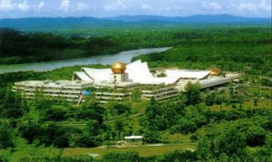 Brunei Bandar Seri Begawan Istana Nurul Iman