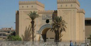 Iraq Baghdad Il Museo Nazionale iracheno