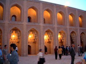 Iraq Baghdad Il Palazzo Abbaside