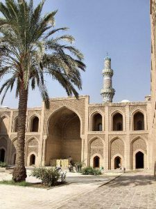 Iraq Baghdad L'Università di Mustansiriyya