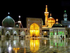 Iraq Baghdad La Moschea di Kazimayn