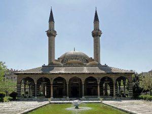 Siria Damasco Il Monastero di Solimano