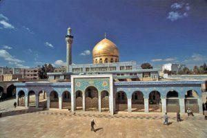 Siria Damasco La Moschea Zaynab bint Ali