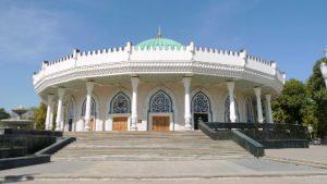 Uzbekistan Tashkent Il Museo di Amir Timur