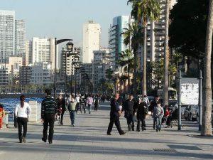 libano beirut Corniche Beirut