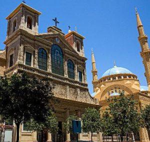 libano beirut L'Arcieparchia di Beirut dei Maroniti