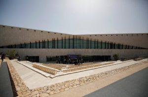palestinese ramallah Il Museo palestinese