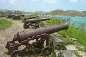 Antigua e Barbuda Saint John's Fort James