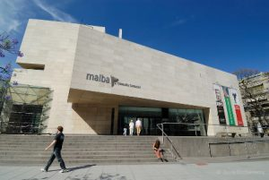 Argentina Buenos Aires Il Museo Malba