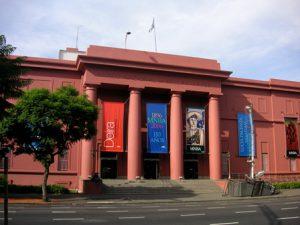 Argentina Buenos Aires Il Museo Nacional de Bellas Artes