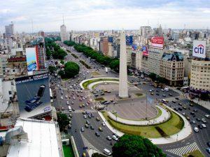 Argentina-Buenos-Aires-L'Obelisco