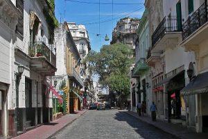 Argentina Buenos Aires San Telmo