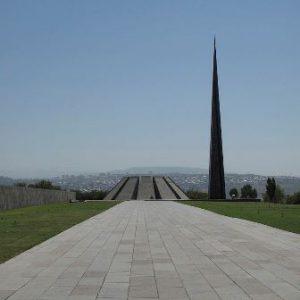 Armenia Erevan Dzidzernagapert