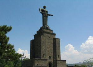 Armenia Erevan Il Parco della Vittoria