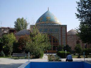 Armenia Erevan La Moschea Blu