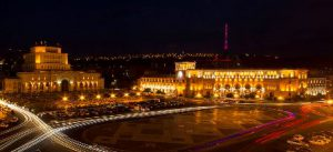 Armenia Erevan Republic Square