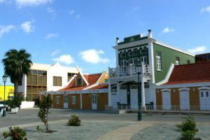 Aruba Oranjestad Il Museo archeologico