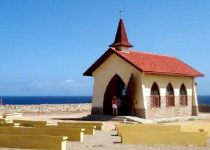 Aruba Oranjestad La Cappella di Alto Vista