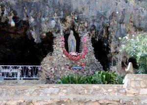 Aruba Oranjestad Lourdes Grotto