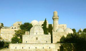 Azerbaigian Baku Il Palazzo degli Shirvanshah