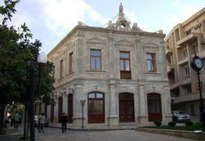 Azerbaigian Baku La Città Vecchia