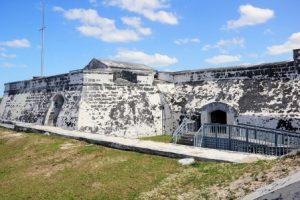 Bahamas Nassau Il Forte Charlotte