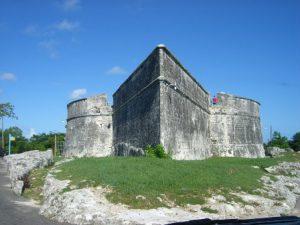 Bahamas Nassau Il Forte Fincastle
