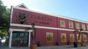 Bahamas Nassau Il Museo dei Pirati di Nassau