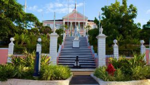 Bahamas Nassau La Casa del Governatore