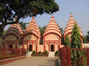 Bangladesh Dacca Il Tempio Dhakeshwari