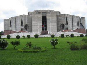 Bangladesh Dacca Jatiyo Sangsad Bhaban