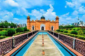 Bangladesh Dacca Lalbagh Fort