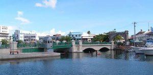 Barbados Bridgetown Il Ponte Chamberlai