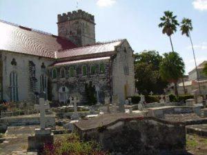 Barbados Bridgetown La Cattedrale di St. Michael